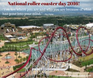 Roller Coaster Day
